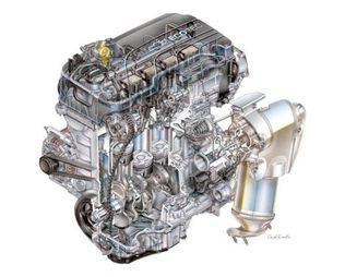 Chevy Ecotec engine
